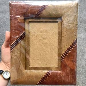New 4x6 Picture Frame (bought in Peru)